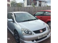 05 civic type r swaps for bmw 5 or mibby 3 series or 4x4 try me nice cars or estates