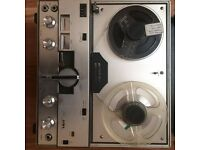 AIWA Solid State TP 1012 Vintage Personal Reel to Reel tape recorder. Collectors item. 5 star