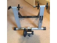 PedalPro Bicycle Turbo Trainer :Turns Cycle into Exercise Training Bike - Collection only