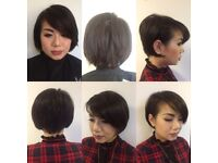 Looking for short hair models (bobs, pixi)