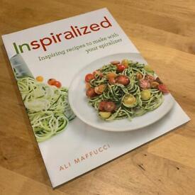 Inspiralized Recipe Book by Ali Maffucci