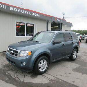 2012 Ford Escape XLT, AWD