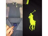 RALPH LAUREN POLO AND BOTTOMS BOTH FOR £30