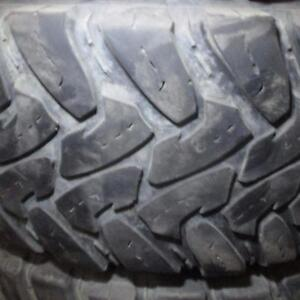 2 TOYO OPEN COUNTRY M/T LT 285/75R16 10 PLY TIRES 70% TREAD 285/75/16