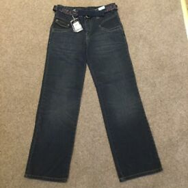 Jasper Conran Jeans / Animal T-Shirt, Brand New With Tags