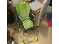 Chicco highchair