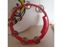 True colours tambourine