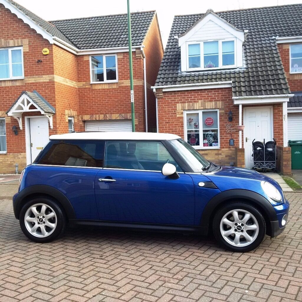MINI COOPER 1.6, FULL SERVICE HISTORY, CRUISE, LEATHER, MOT 12 MONTHS