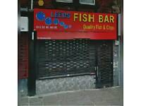 Roundhay Road Shop to let