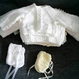 Baby cardigans bundle. 0-3 3-6