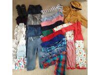 Big Bundle Boys Clothes 18-24 months