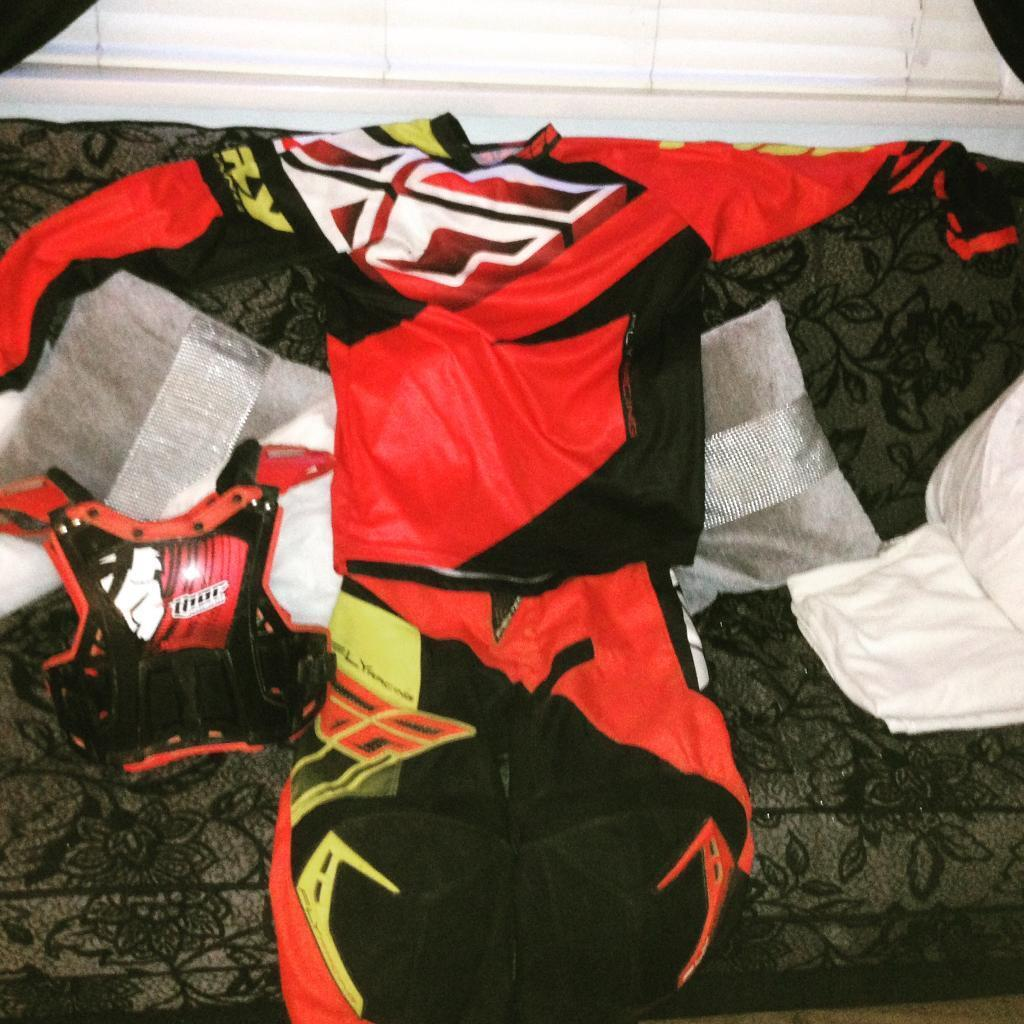 Mx off road kit