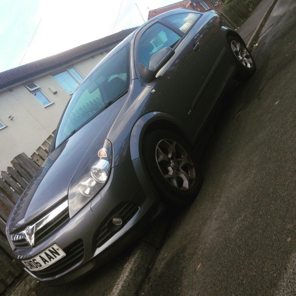 Vauxhall Astra good condition 1.6 long MOT and low mileage