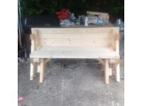 £200.00 ONO. High quality folding picnic table