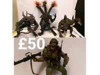 Spawn figures