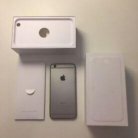 Iphone 6 16gb Space Grey (EE)