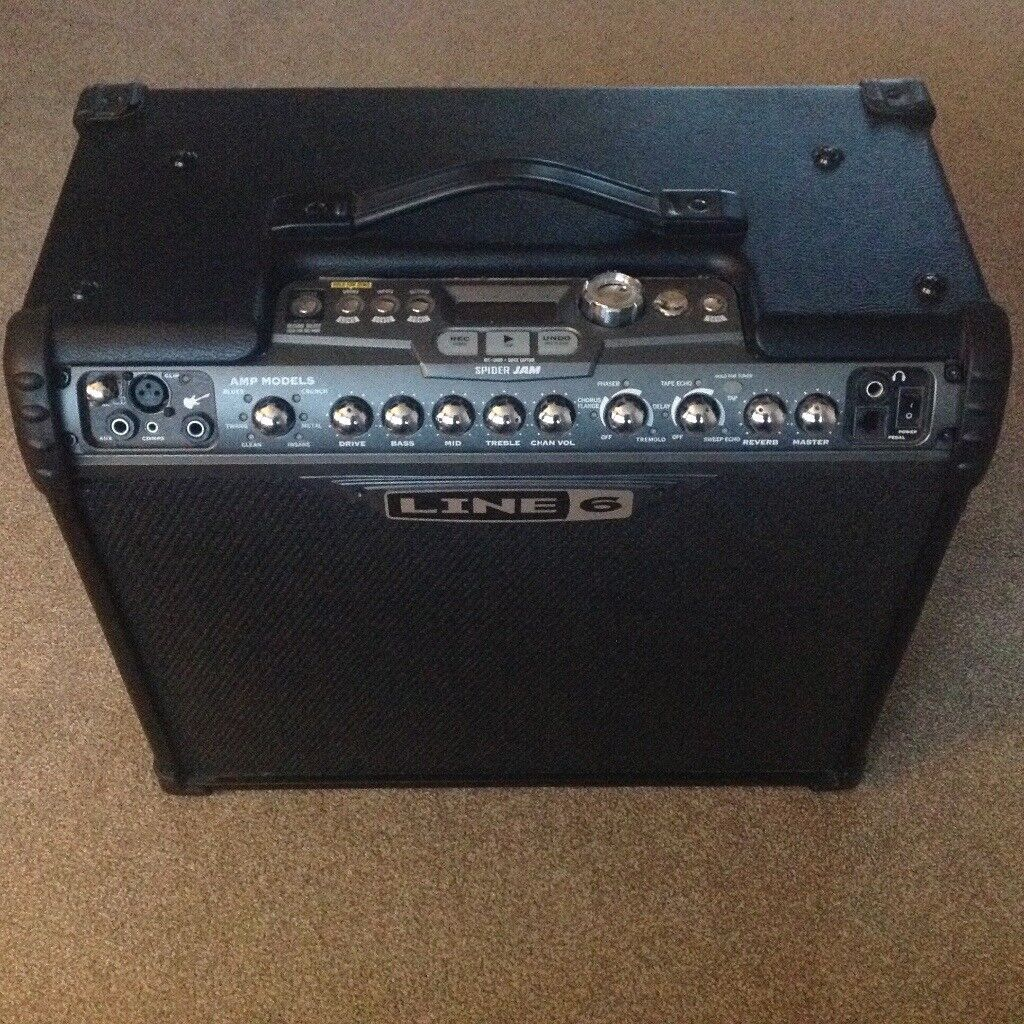 Line 6 Spider Jam 75 watt amp | in Keighley, West Yorkshire | Gumtree