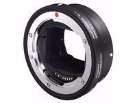 Sigma Mount Converter MC-11 (Canon EF - Sony E Lens) RRP: £249.99