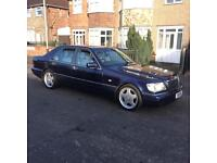 Mercedes S280 W140 S Class // Open To Offers