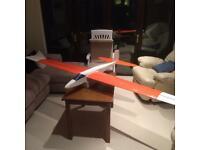 Radio Control Glider - Faz Fli