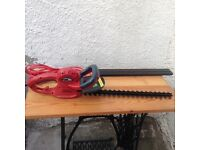 Electric Hedge Trimmer 55cm