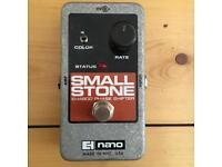 EHX Small Stone Phaser Guitar Pedal
