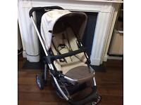 ICANDY CHERRY PUSHCHAIR ANS CARRYCOT-Very good condition!!