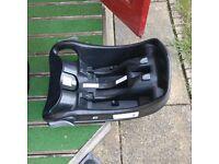 Graco car seat & Isofix base