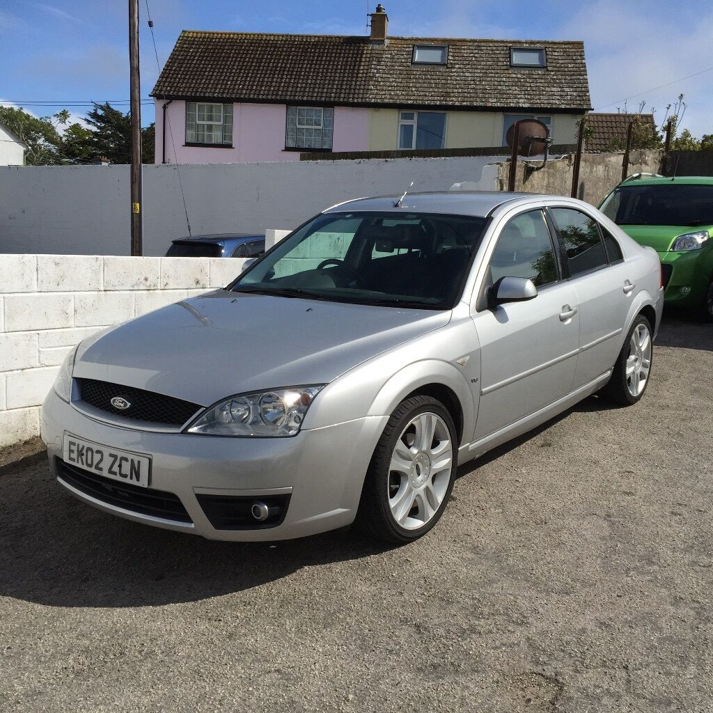 ford mondeo zetec s 2 5 v6 in hayle cornwall gumtree. Black Bedroom Furniture Sets. Home Design Ideas