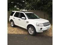 Landrover Freelander td4 hse, very clean low millage full service history,leather interior,2 owners