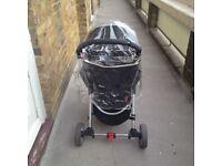 City Sprint Buggy, Pram, Stroller