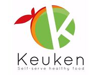 Kitchen assistant position in the most promising food startup in London