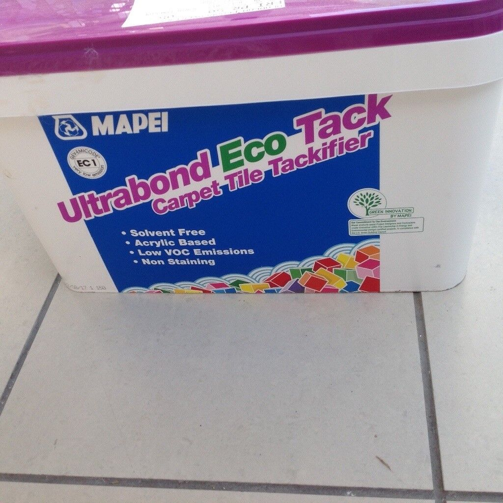 Mapei ultra bond Eco tack takifier adhesive for Lino, carpet and tile   Ideal Karndean etc  15kg  | in Morpeth, Northumberland | Gumtree