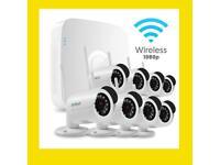 CCTV SYSTEM HD NIGHT VISION