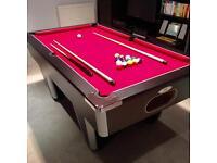 Pool Table - Slate Bed
