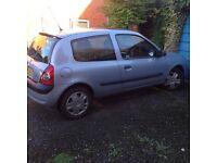 Renault Cleo 1.1 2004 good runner