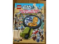 Lego Star Wars search & find book