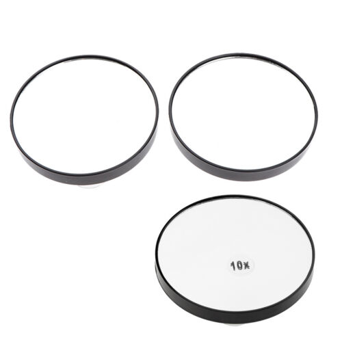 5X/10X Magnification Suction Makeup Mirror for Blackhead/Ble