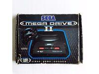 Boxed SEGA Mega Drive 2