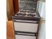 Belling electric cooker/double oven - Model 215BH