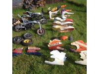 Mini moto spares