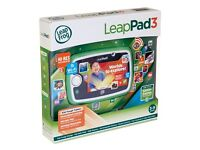 LeapFrog LeapPad 3 Learning Tablet (Green) ipad ages 3-9 new