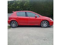 Peugeot 307 5 Door Hatch, 1.6 Petrol, 52 Reg, £395 11 Month MOT