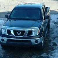 pick up nissan frontier 2008 se 4x4