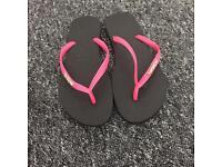 Genuine Havaianas flip flop size EU 41-42