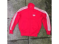Adidas firebird jacket size xs