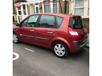 RENAULT SCENIC 1.6 PETROL LOW MILLEAGE
