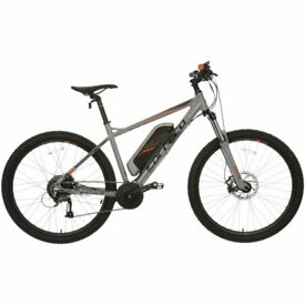 Carrera vulcan-e electric mountain bike