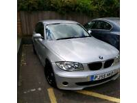 2006 BMW 116i drives excellent