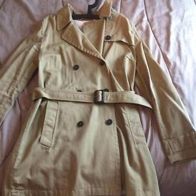Jack wills jacket size 14